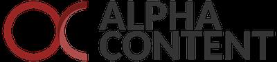 Alphacontent